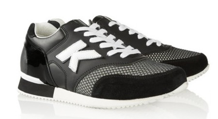 karl lagerfeld k trainers - karld gets sued by new balance - shopping bag - handbag
