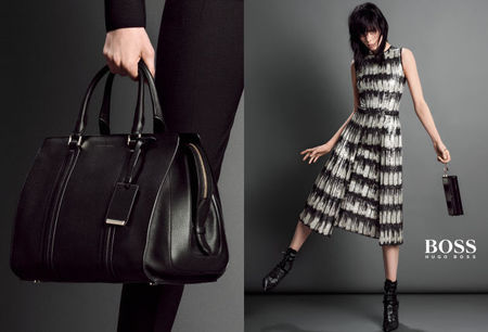 jason wu - first campaign - hugo boss - fashion - shopping news - shopping bag - handbag.com