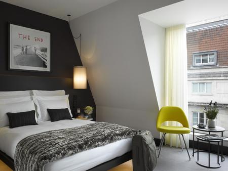 South Place Hotel travel review - hotel reviews - London city guide - travel review - travel bag - handbag.com