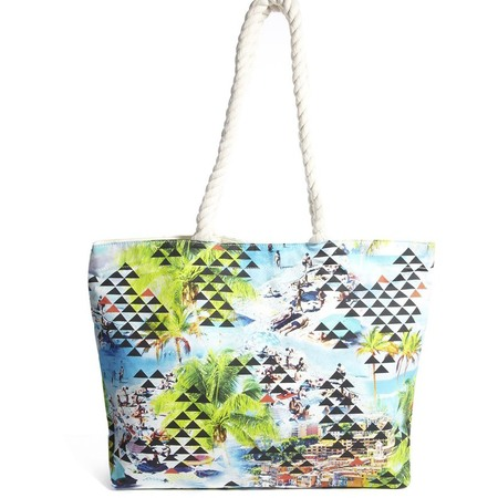 Seafolly Beach Scene Tote Bag