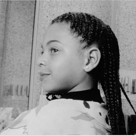 Beyonce - awkward childhood photos - stylish celebrities - baby feature - baby news - handbag.com