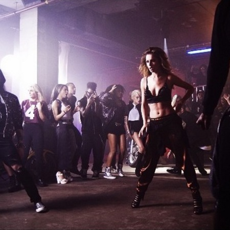 Cheryl Cole - Crazy Stupid Love - new single - video - abs - handbag.com