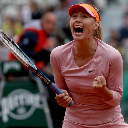 Maria Sharapova - tennis player - Wimbledon - highest paid athletes - gym bag - handbag.com
