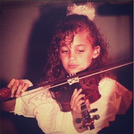 Nicole Richie - awkward childhood photos - stylish celebrities - baby feature - baby news - handbag.com