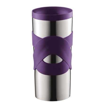 Bodum coffee mug - travel thermal cup - 5 best thermal travel mugs - shopping feature - shopping bag - handbag.com