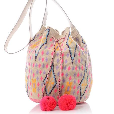 Sophie Anderson Nataly medium bucket bag - best designer handbags for summer - glastonbury festival bags - shopping bag feature - handbag.com