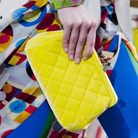 Chanel AW14 handbags