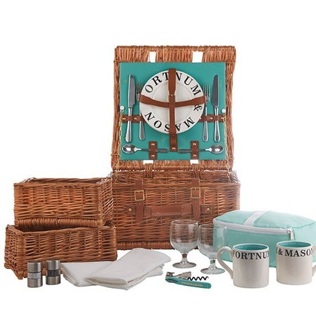 fortnum and mason picnic hamper - best picnic hampers gallery - shopping bag - handbag.com