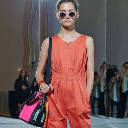 Kenzo resort collection 2015 - new designer handbags - designer fashion news - pink clutch bag - shopping bag news - handbag.com