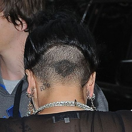 lady gaga - undercut - shaved - new hairstyle - beauty news - beauty bag - handbag.com