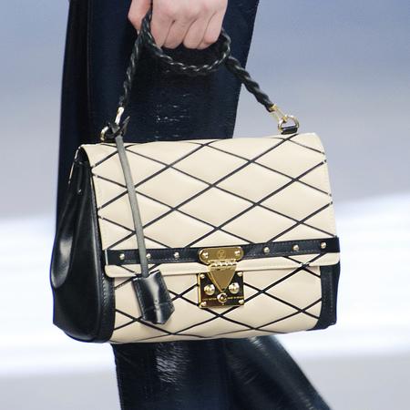 Louis Vuitton - handbag aw14 - style - best handbags  - fashion collection - autumn winter 2014 - shopping bag - handbag.com