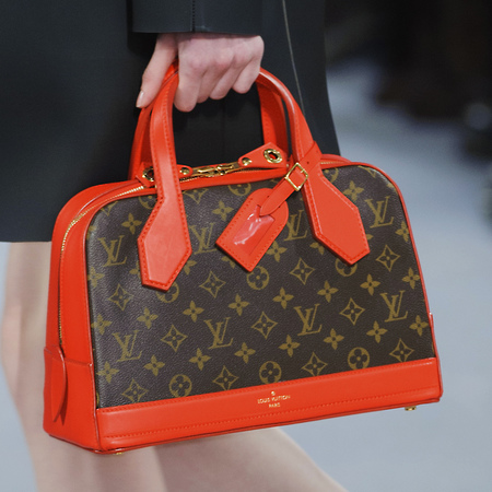 Louis Vuitton - handbag aw14 - style - best handbags  - fashion collection - autumn winter 2014 - shopping bag - handbag.com