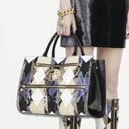 Versace Resort 2015 bags get glam