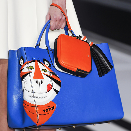 Anya Hindmarch Autumn/Winter 2014 bags