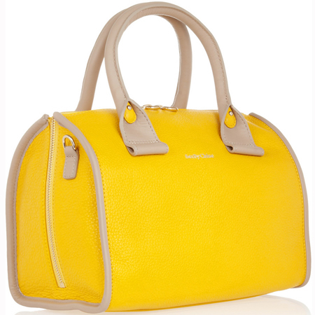 discount designer handbags-net-a-porter sale-see by chloe-yellow handbag-half price-handbag.com