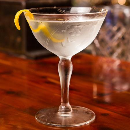 Perfect T10 martini cocktail recipe - evening bag - handbag