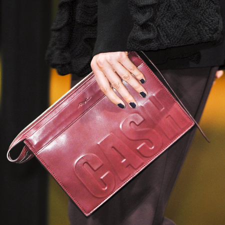 Phillip Lim bag - aw14 - Nars and 3.1 phillip lim - nail polish collaboration - beauty news - beauty bag - handbag.com