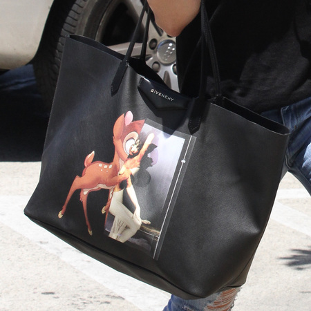 Sophia Bush's Givenchy Bambi tote bag