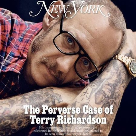 terry richardson new york magazine cover - terry richardson adresses those sexual assault claims - day bag - handbag
