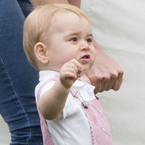 Prince George is one stylish royal