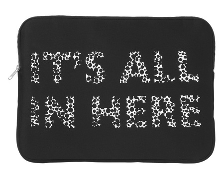 High street solgan clutch bag - monki - handbag.com