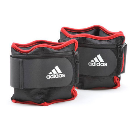 Adidas ankle weights - workout anywhere - gym kit for your handbag - how to work out at home - Karlie Kloss fitness tips - gym bag - advice - handbag.com