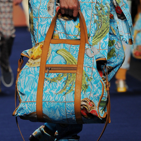 etro bag-palm tree print-tropical-milan fashion week-menswear-spring summer 2015-handbag.com