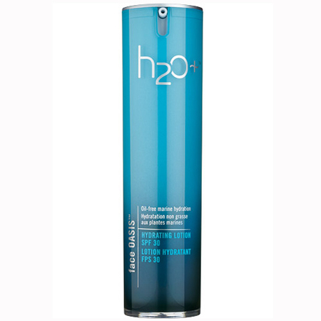 H20 plus Face Oasis SPF 30 Hydrating Lotion-beauty products using wakame sea kelp from japan-exotic skincare-handbag.com