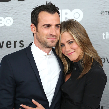 Jennifer Aniston and Justin Theroux - public outing - split rumours - together - red carpet - handbag.com