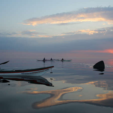 sea kayaking-  isle of man - travel review - travel feature - handbag.com