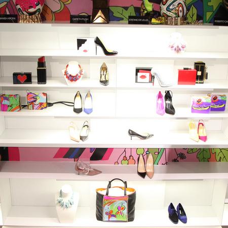Luisa Via Roma Store - Fireze 4 ever event - bloggers handbags - handbag.com