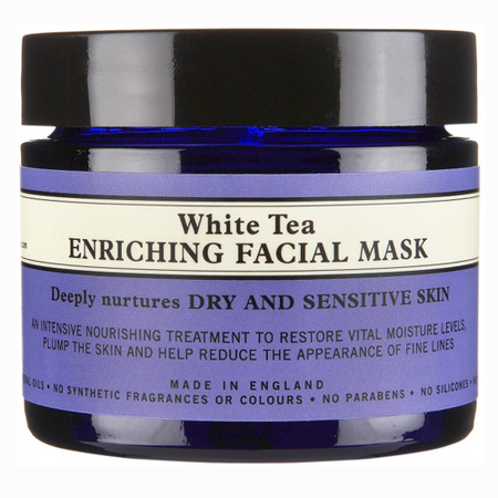 neals yard white tea enriching facial mask-sensitive and dry skin-beauty products from china-holiday and travel inspired skincare-handbag.com