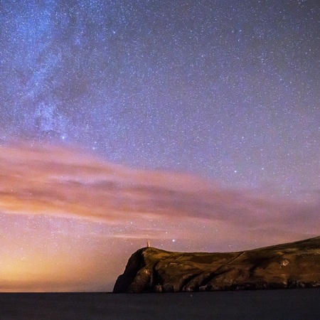 stargazing -  isle of man - travel review - travel feature - handbag.com
