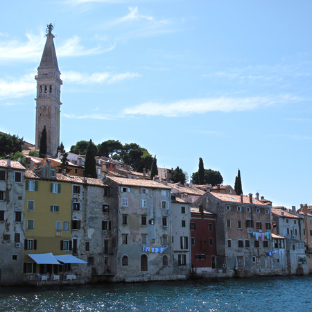 rovinj croatia  - hidden gems - travel bag - handbag
