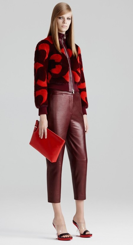 Alexander McQueen Resort 2015 collection - new fashion collections - Resort 2015 - fashion news - shopping bag - handbag.com