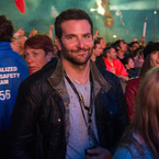 Bradley Cooper went to Glastonbury without you