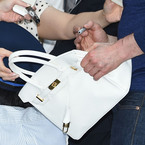 Would you let RPatz sign your handbag?