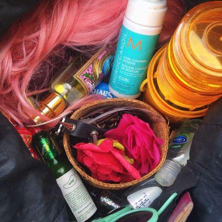 handbagconfessions singer jetta - inside jetta bag - day bag - handbag