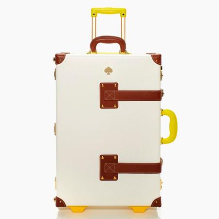 buy it on your break kate spade steam stowaway suitcase - shopping bag - handbag