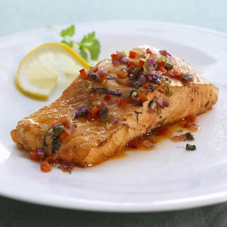 MasterChef Asian Style Salmon recipe - recipes - day bag - handbag.com
