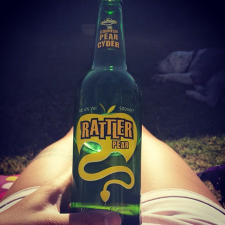 Rattler cider - food and drink festivals summer 2014 - UK events - summer drinks - going out - evening bag - handbag.com