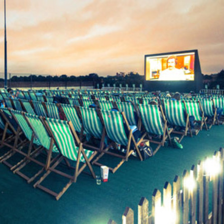 Rooftop film club - what to do this weekend - july 4th - london - day bag - handbag.com