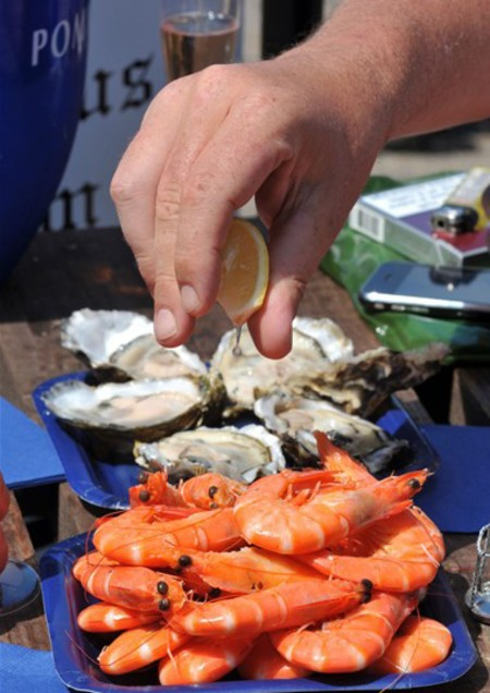 dorset seafood festival - Uk food festivals summer 2014 - best food festivals in the UK - summer events - handbag.com