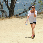 Keep fit with hiking workouts