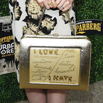 We need Sophie Ellis-Bextor's I love list handbag