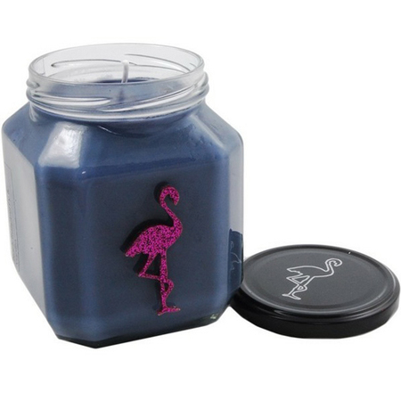 flamingo candles-black raspberry and vanilla-scented candles-how to have the best bath ever-handbag.com