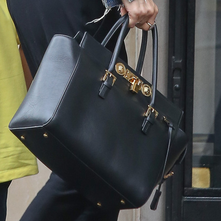 Jennifer Lopez's Versace bag
