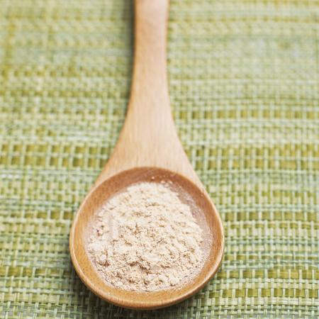maca plant powder - anti depressant properties - gym bag - handbag.com