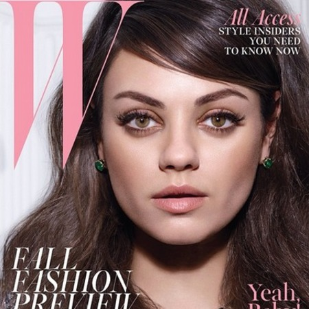In a move that she knows will shock, Mila Kunis has said she is excited to trade in Hollywood for nappy changing on a permanent basis.