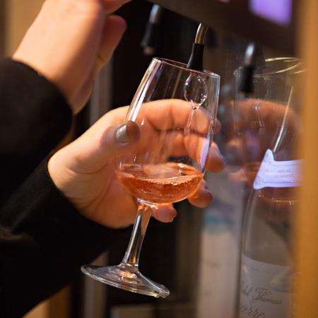 vinpolis wine tour - Rory Lindsay - review - pic - evening bag - handbag.com